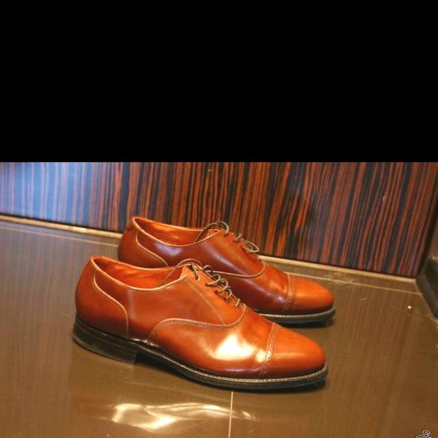 Коричневые ботинки Scottish