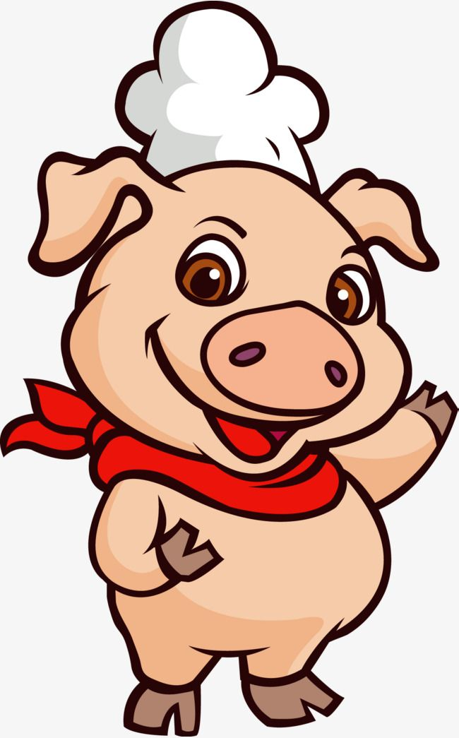 Little Pig Pig Clipart Vector Piggy Png And Vector With Transparent Background For Free Download Pig Cartoon Pig Illustration Pig Png