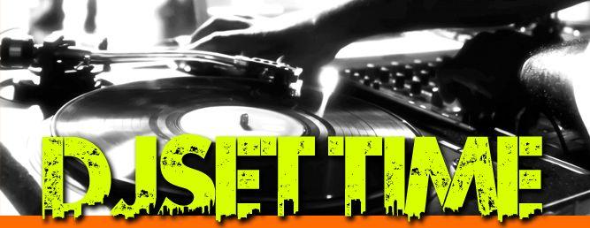 Dj Set Time | Unica Radio