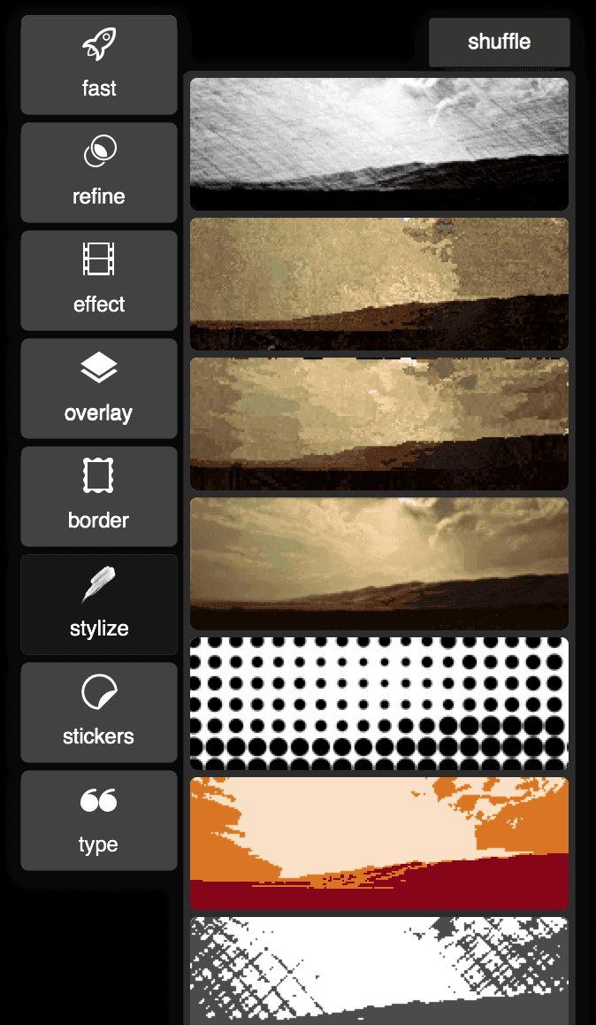 Autodesk Pixlr Photo App Desktop, Mobile or Web based