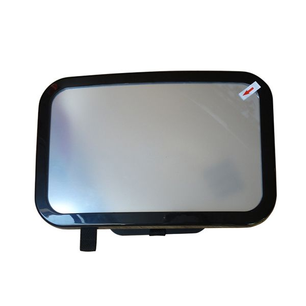 Find More Interior Mirrors Information about 360 Degrees Rotatable Shatterproof Back Seat Rear View Baby Mirror Facing Rear Ward Child Infant Care(Black),High Quality baby auto mirror,China mirror mirror tv series Suppliers, Cheap baby girl mirror from Top Seller Number One on Aliexpress.com
