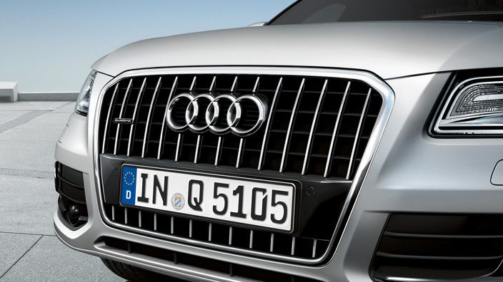 The SUV for a new generation. Convincing without being persuasive. Sportive without being unreasonable. Efficient driving pleasure. Source: Audi AG