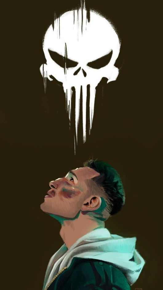 Frank Castle aka The Punisher