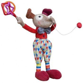 Wielofunkcyjny klaun Alfred Ebulobo Ebulobo