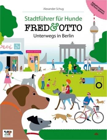 FRED & OTTO : Das ist der erste Hunde-Stadtführer für Berlin! Die Lektüre präsentiert alles, was man zum Leben mit Hund in der Stadt braucht!  Der nützliche Begleiter für'S ganze Jahr umfasst die wichtigsten Adressen für die Hundewelt, Berichte, Reportagen und Interviews, in denen für für Hunde und alle Hundefreunde die wichtigsten Themen von Gesundheit und Auslauf über Hundepolitik bis Shopping diskutiert werden.  #hund #dog #berlin #stadt #urban #gassi #stadtführer #guide