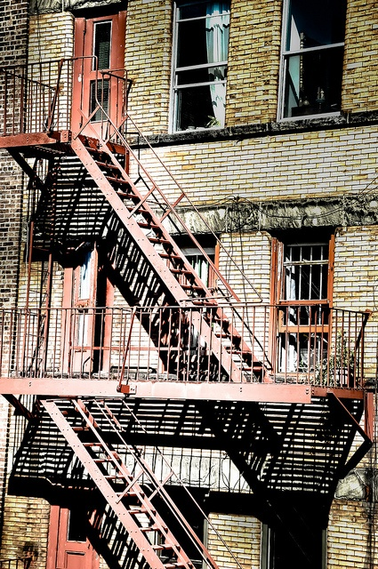 Fresh Balcony Escape Ladder