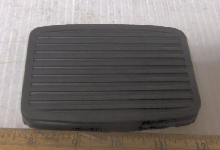 Anchor Industries Inc. - Brake / Clutch Pedal Pad for Forklift - P/N: 3032 (NOS) #AnchorIndustriesInc