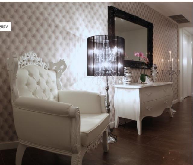 baroque furniture - Baroque Home Decor