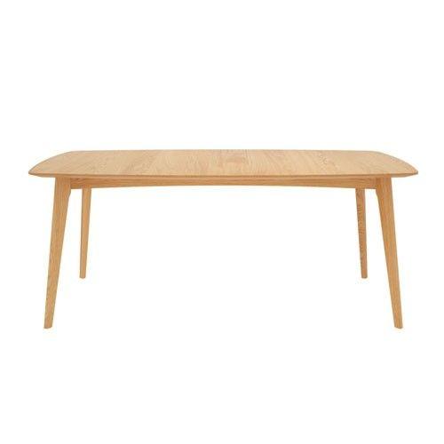 Oslo Dining Table - Oak - 180cm