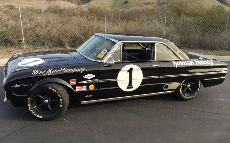 Period Correct Trans Am Build 1963 Ford Falcon V8 Sprint