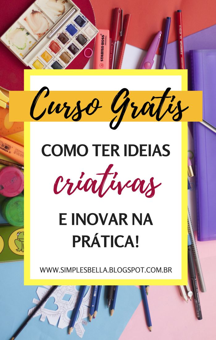 8 Cursos e E-books gratuitos para blogueiras e empreendedoras