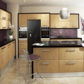 24 best High Gloss Kitchen Doors images on Pinterest Kitchen