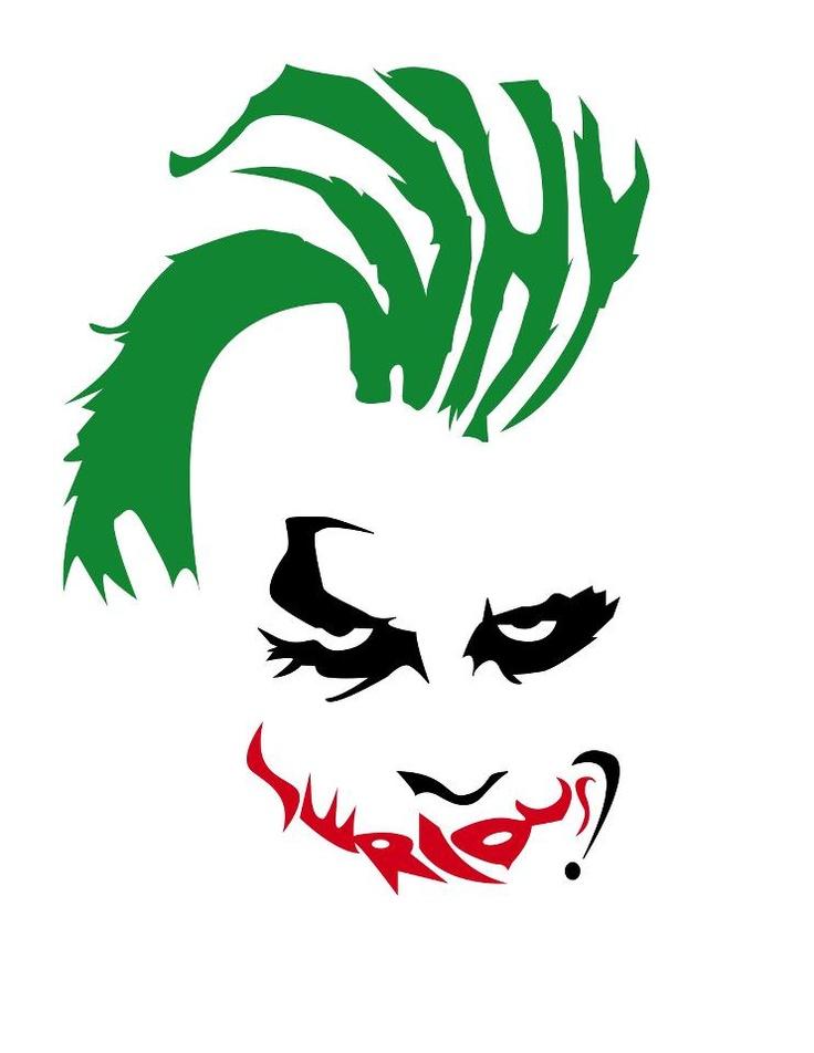 pin the joker art - photo #38