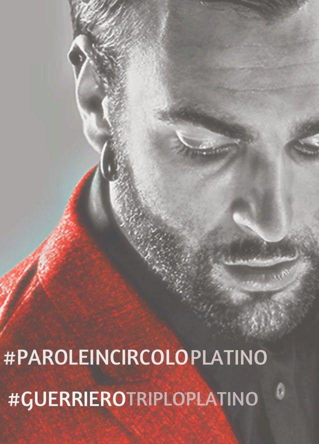 Platino e triplo platino per il Guerriero Marco Mengoni - Marco Mengoni Il Blog