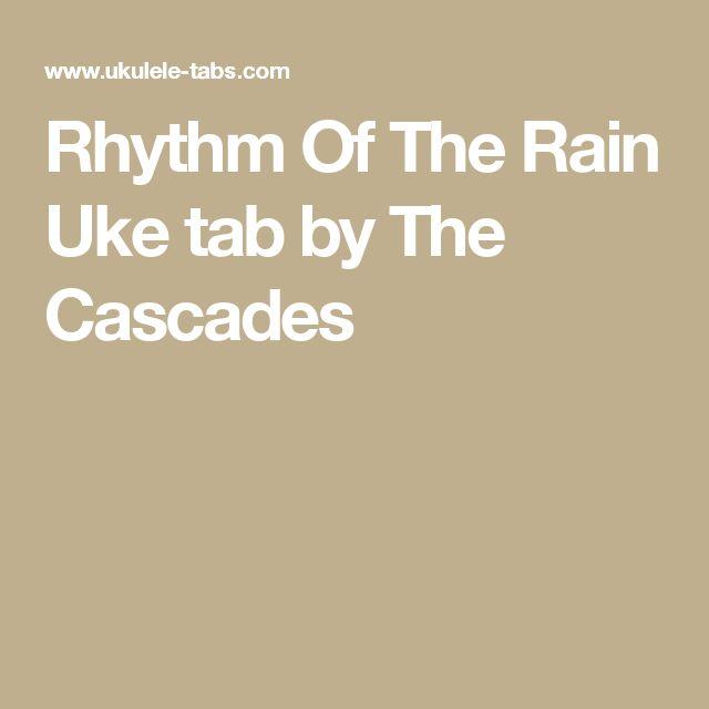 The 25+ best The rain song tab ideas on Pinterest | Make it rain ...