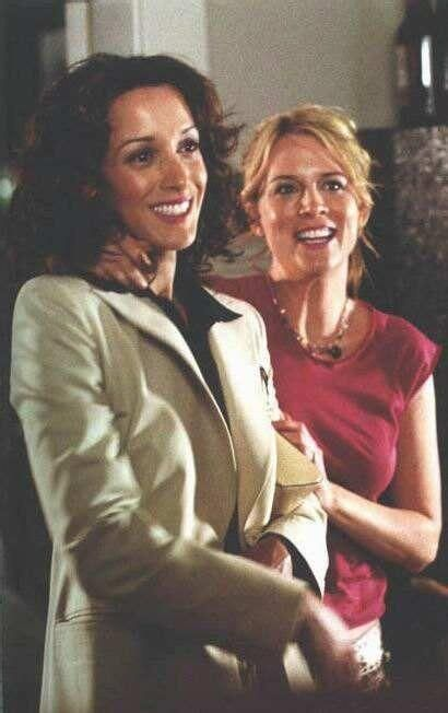 """Tina: """"So happy for you""""......Bette: """"for us""""......"""