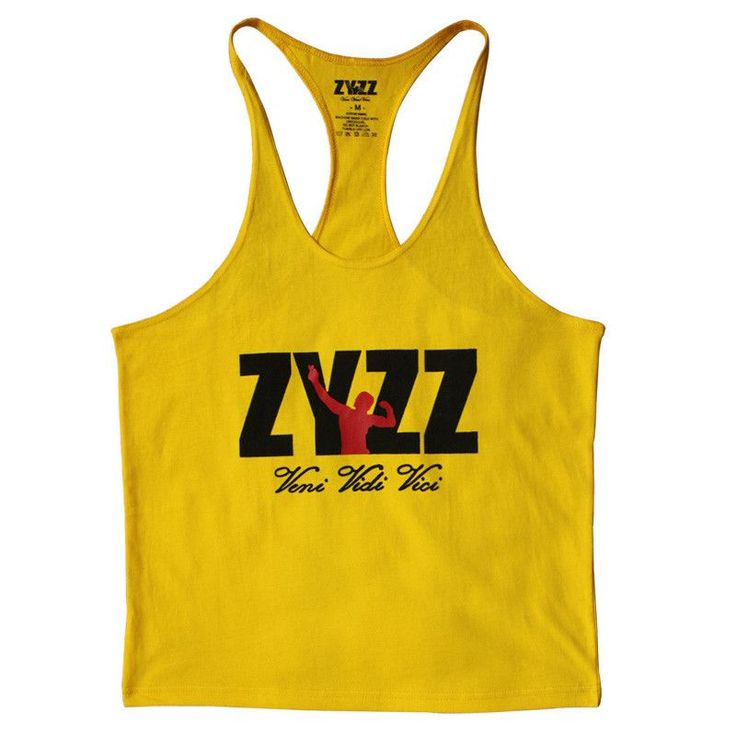 Brand Gymwear Tank Top Men bodybuilding stringer male Jersey Fitness Singlet Sleeveless shirt Workout Clothes Golds ZYZZ