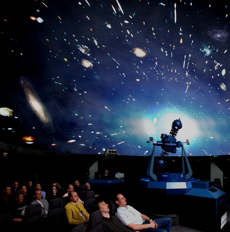 Extrêmement Planetarium – Touch Into the Sky CH71