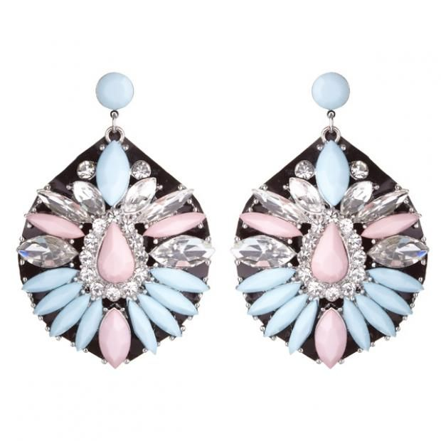 16 best Earrings images on Pinterest   Jewelry, Topshop and Coins