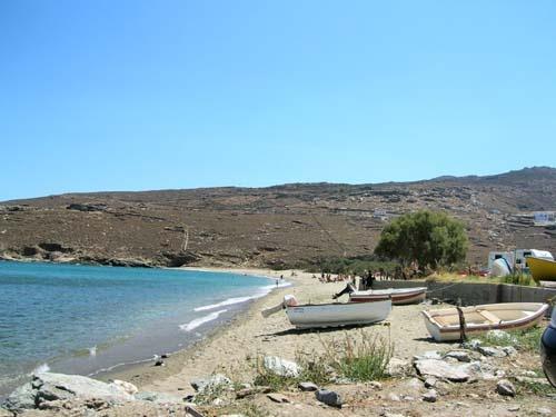 Paraporti beach