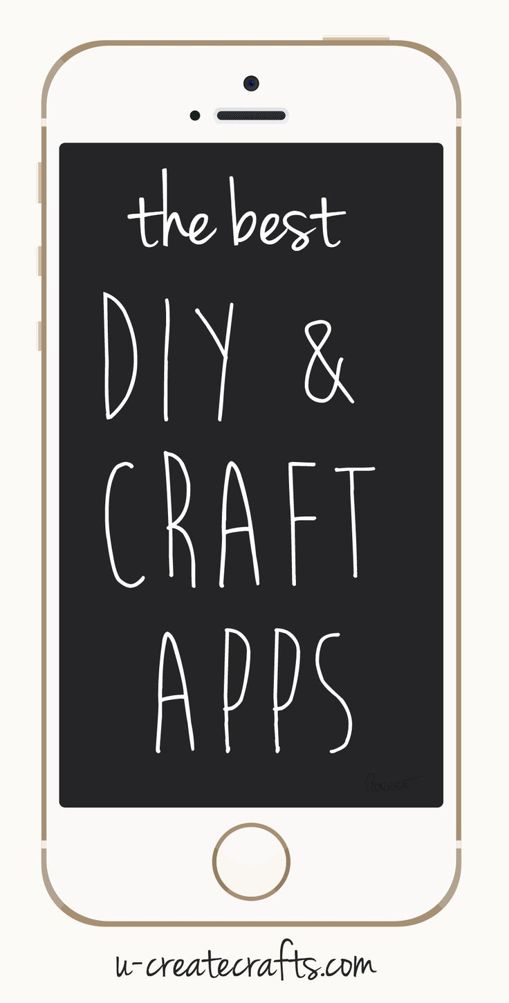 New and Updated!! Best DIY and Craft Apps!