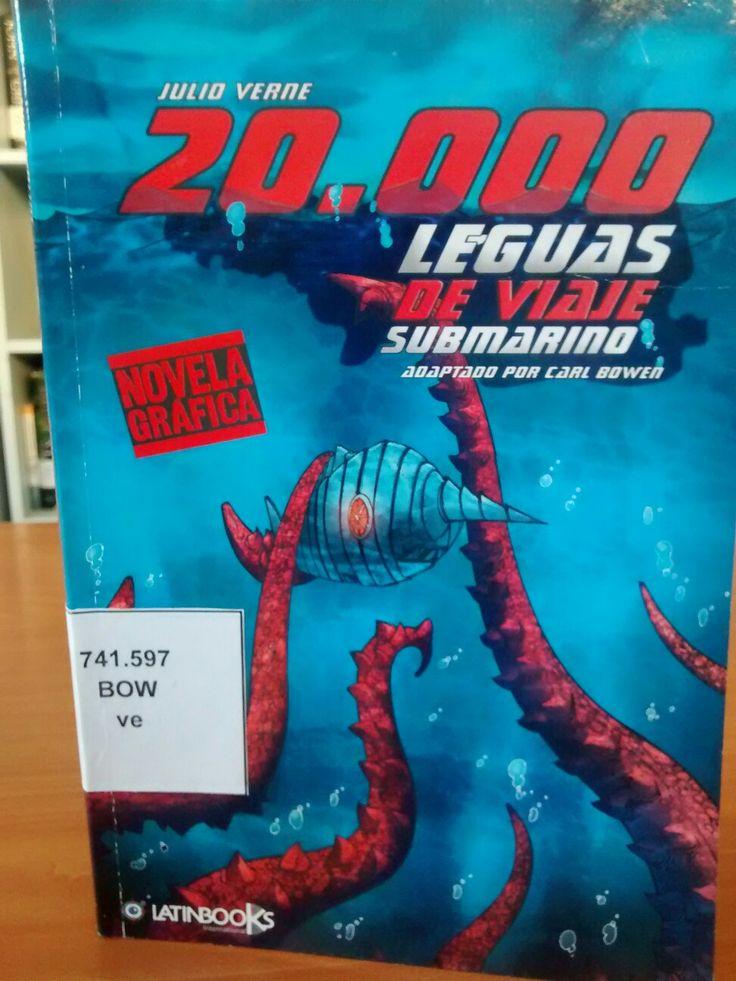 20 leguas de viaje submarino.
