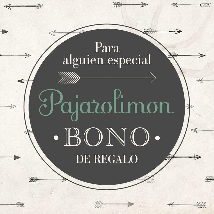 Bono de regalo para @pajarolimon2