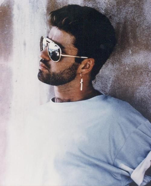 This Is How Celebrities Reacted To George Michael's Death Young George Michael-HOT