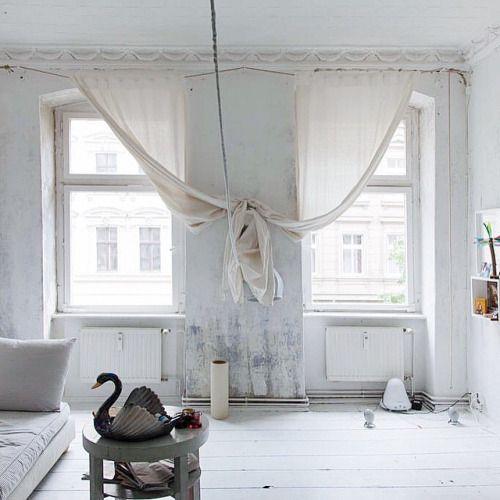 ♕ poetic living room