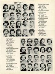 ... 1952 Edition, Pershing High School - Parade Yearbook (Detroit, MI