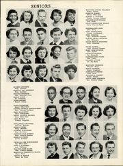 ... 1952 Edition, Pershing High School - Parade Yearbook (Detroit, MI
