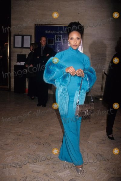Lynn Whitfield New York City Ballet's Opening Night Benefit at New York State Theater 1997 K10657ww Photo by Walter Weissman-Globe Photos, Inc.