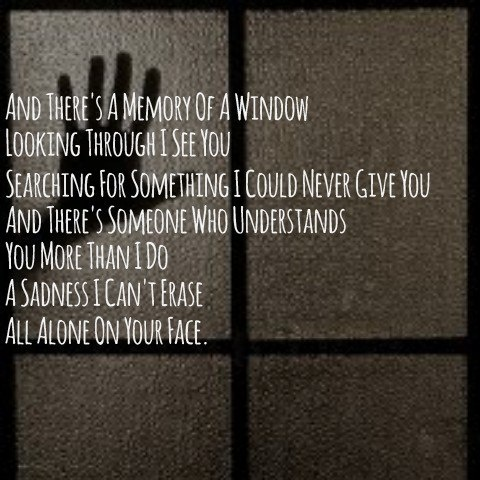 "-- #LyricArt for ""God Of Wine"" by Third Eye Blind"