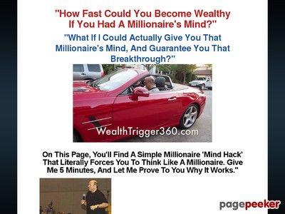 cool Wealth Trigger 360 - Dr. Joe Vitale and Dr. Steve G. Jones  Wealth Trigger 360 - Dr. Joe Vitale and Dr. Steve G. Jones       http://www.wealthtrigger360.com/ review [ad_1] Wealth Trigger 360 Is A Full-imme... http://showbizlikes.com/wealth-trigger-360-dr-joe-vitale-and-dr-steve-g-jones-3/