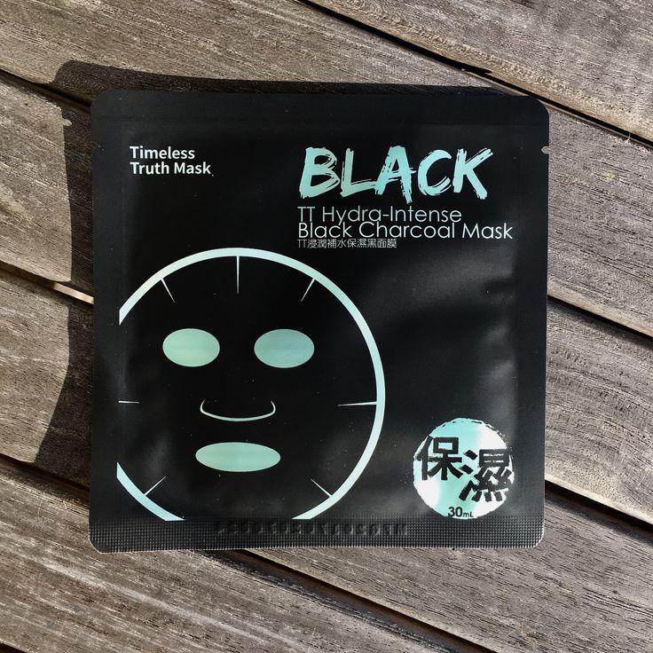 Hydra-Intense Black Charcoal Mask
