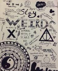 Resultado de imagen de we heart it doodles