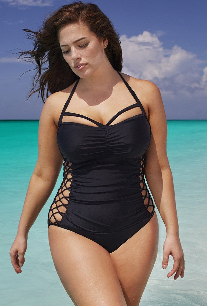 "Women's Plus Size ""Hotter Than Summer"" Sexy Padded Bra Swimsuits (L-6XL) - 12 Styles - The Sorse - 13"