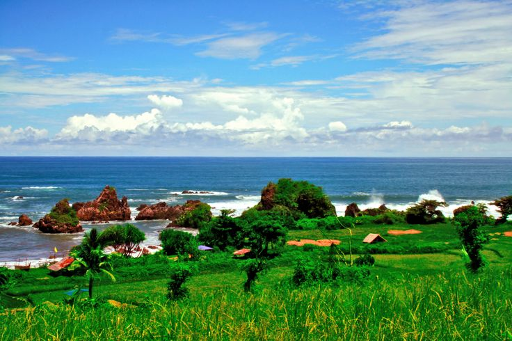 Deretan Pantai di Bayah, Lebak Banten