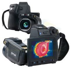 nice FLIR T640bx Bldg IR Camera 640 x 480 Resolution/30Hz w/25° Lens
