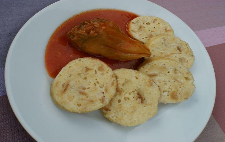 Recept na domácí knedlíky i pro amatéry: Rychlé, snadné, mikrovlnné!