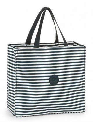 Lunch bag navy style by Kipling