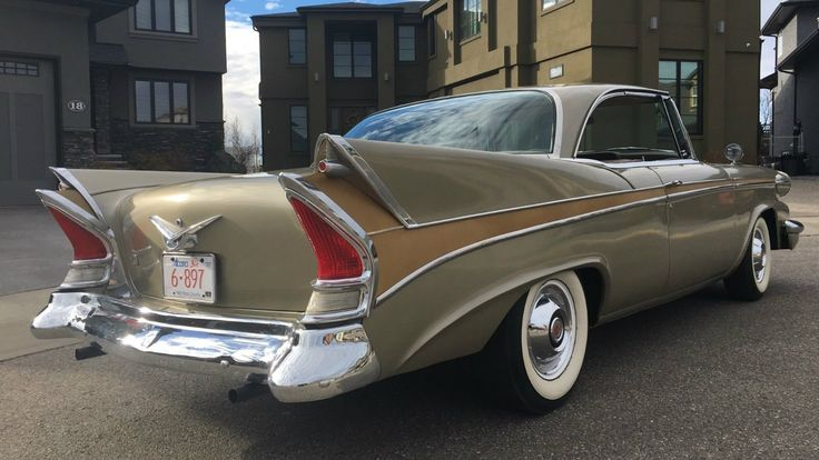"Last Of The Line: 1958 Packard ""Packardbaker"""