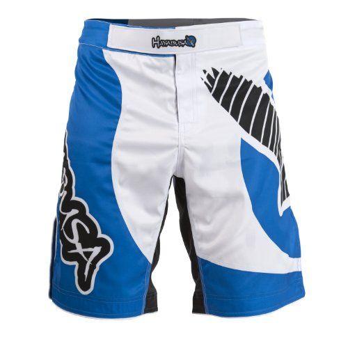 Hayabusa Chikara Fight Shorts, Blue/White, 30-Inch/Small Hayabusa http://www.amazon.com/dp/B006KE8ASY/ref=cm_sw_r_pi_dp_ys3Dub1XM74A4