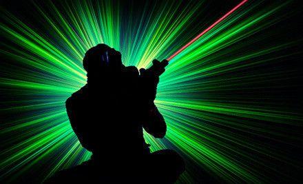 Équipé d'une veste high-tech et d'un pistolet laser, vous avez comme mission de désactiver vos adversaires. Sensations et effets spéciaux garantis !