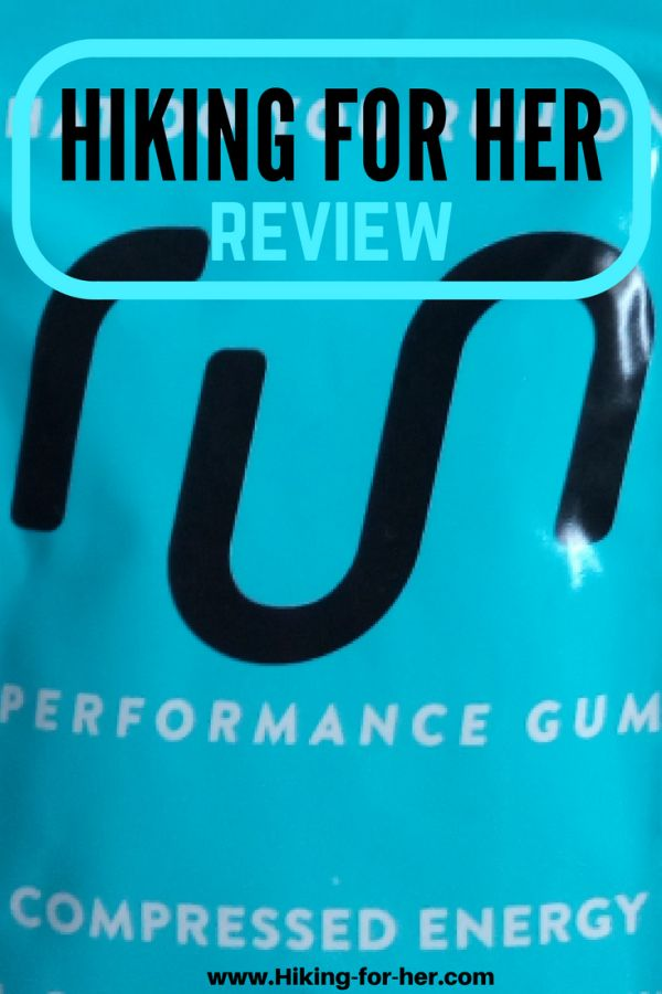 Need extra energy on a long tough hike? Run Gum might be the answer. Read Hiking For Her's review and decide for yourself.