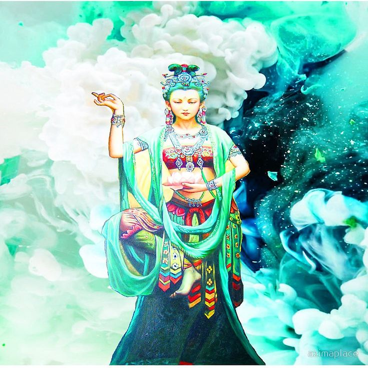 Kwan Yin The Goddess of Mercy #tapestry #MothersDay #sale #summer2017 #interiordesign #kwanyin #reiki