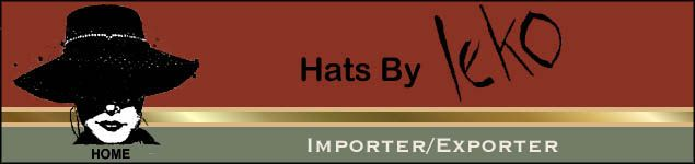 Hats By Leko Millinery Supplies.  High shipping charges and lots of required minimums but good selection.
