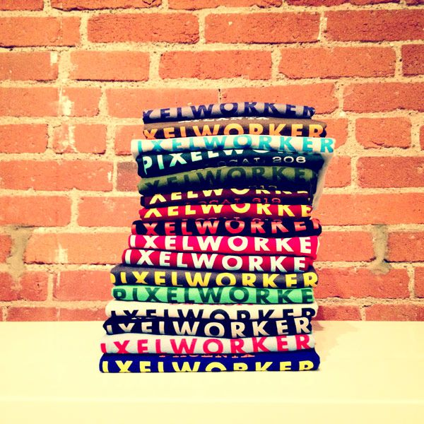 Starting a t-shirt business. Great article. Pixelworkers local tees