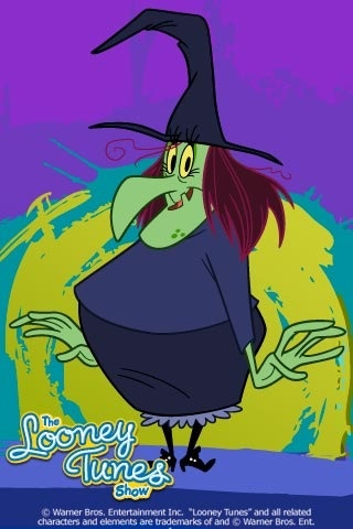 The witch from Looney Tunes
