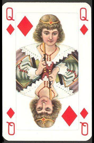 Д'Артаньян и три мушкетёра. - Игральные карты и их коллекционирование